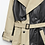 Thumbnail: ASYMMETRY LEATHER TRENCH COAT