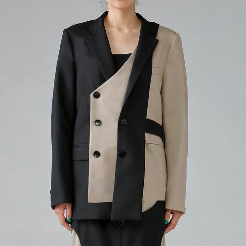 Assemble Tailored Jacket /BI-COLOR
