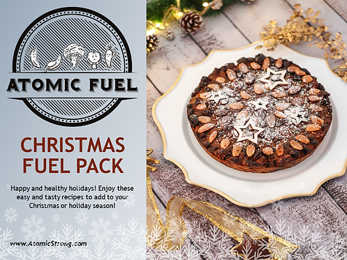 Atomic Fuel Christmas Fuel Pack!