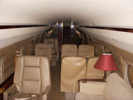 business jet modification appraisal