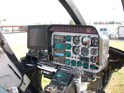 Instrument helicopter appraisal