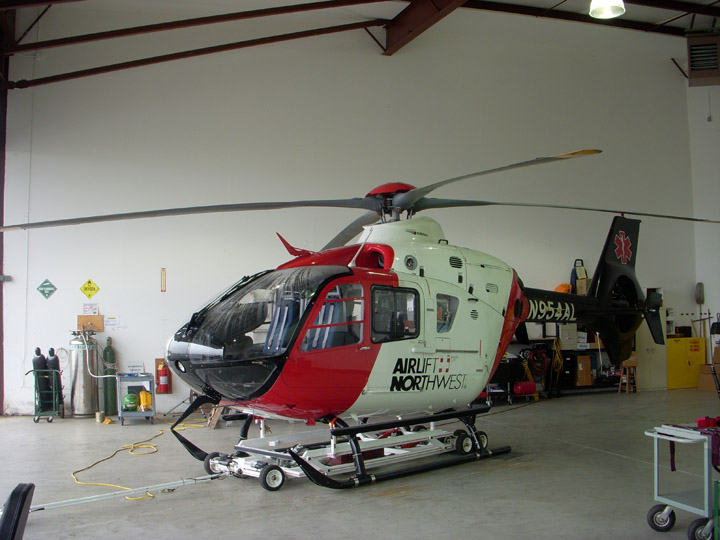 helicopter EC135T2 appraisal