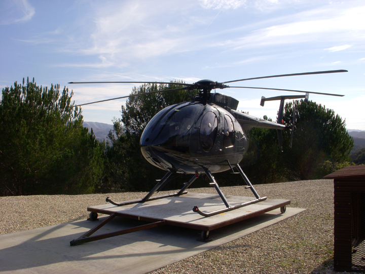 MD500E for sale appraisal