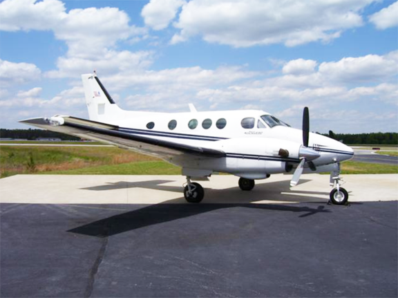 King Air E90 an appraisal