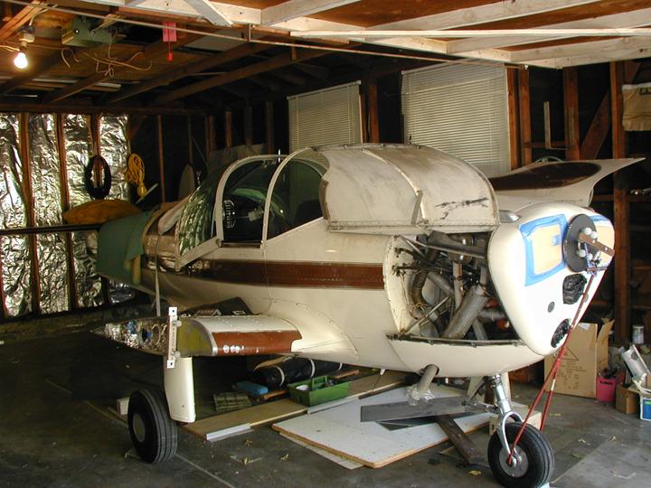 Alon A2 airplane appraiser