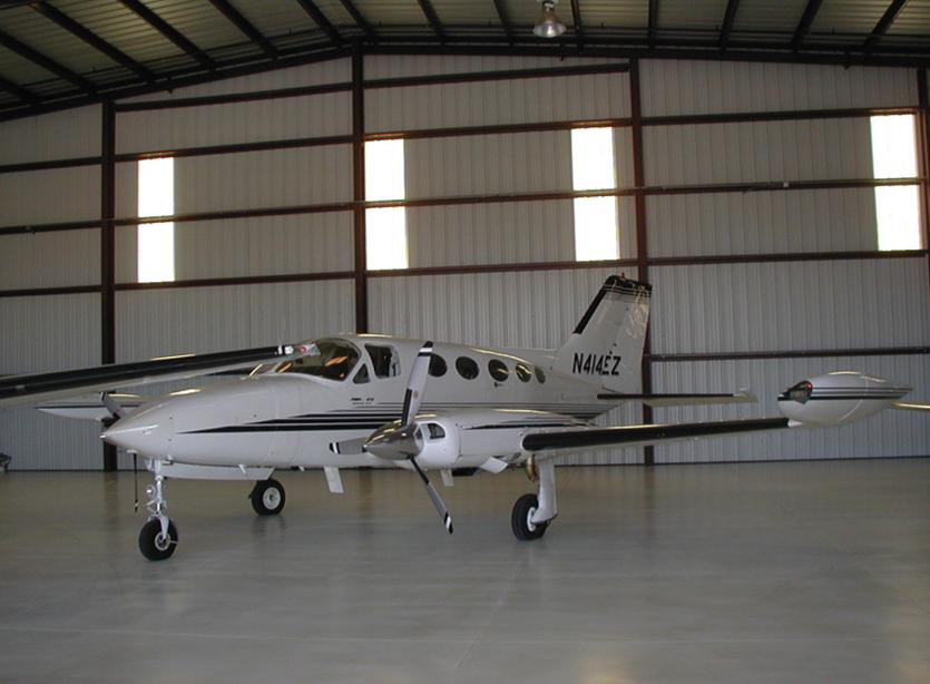Cessna 414 NAAA appriasal