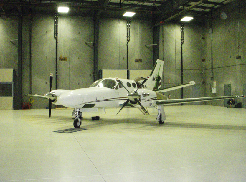 Cessna 425 airplane appriasal