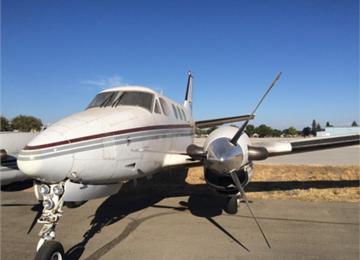 Turboprop appraisal King Air