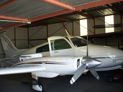 Cessna 310 airplane appraisal