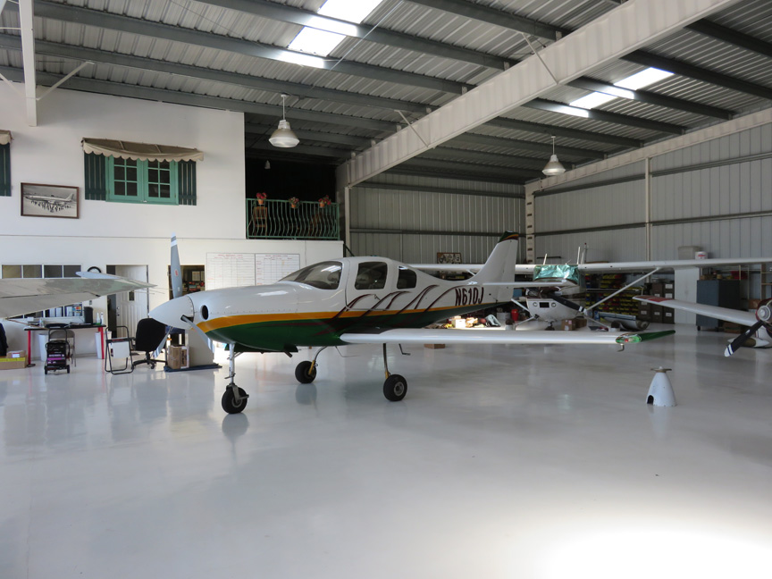 Lancair airplane appraisal