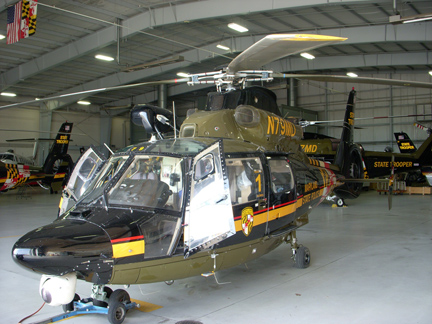 AS365N helicopter appraiser