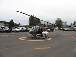 Bell OH-58 helicopter appraisal
