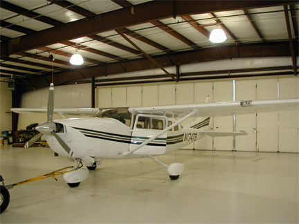 Cessna 207 airplane appraisal