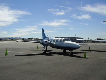 Aerostar airplane appraisal