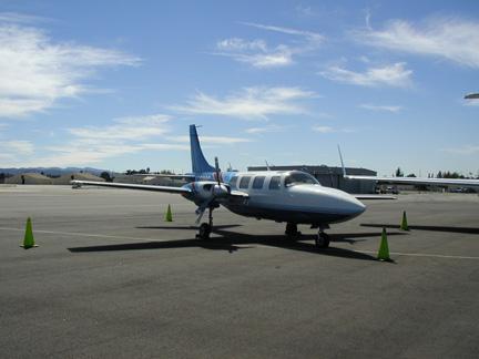 Aerostar airplane appraisal