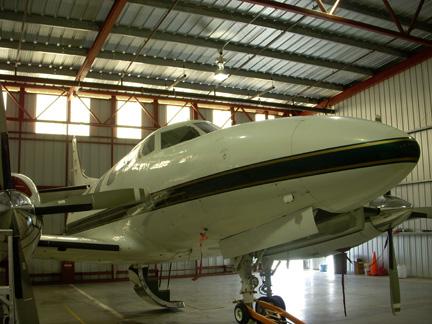 Merlin airplane appraisal