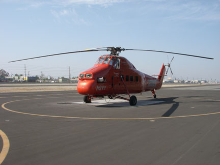 S58T helicopter appraisal