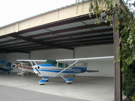 Cessna 172 airplane appraisal