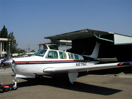Beech airplane appraisal