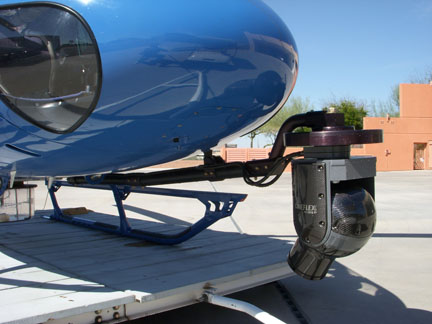 Cineflex Camera helicopter appraisal