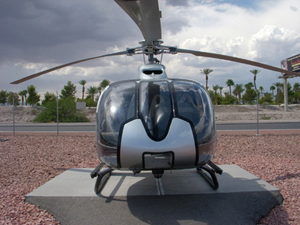 Helicopter appraisal EC130