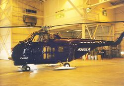 S55T helicopter appraisal