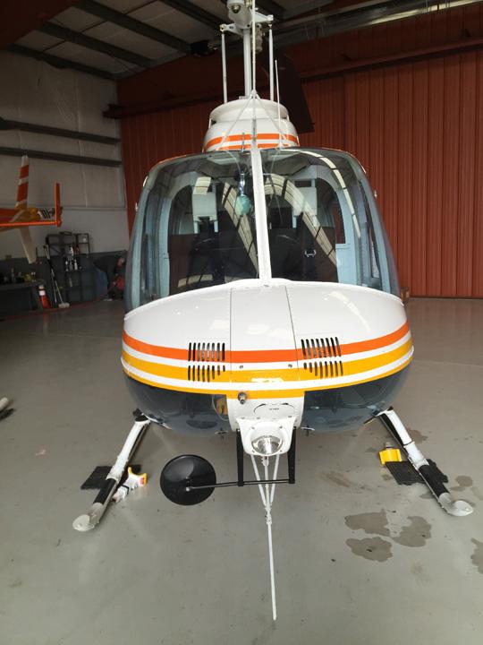 Bell 206B3 appraiser