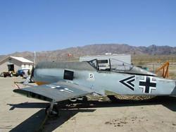 FW190 warbird appraiser