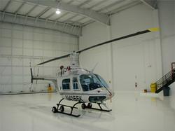 Bell 206B helicopter appraiser