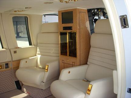 Sikorsky S76 Interior appraiser