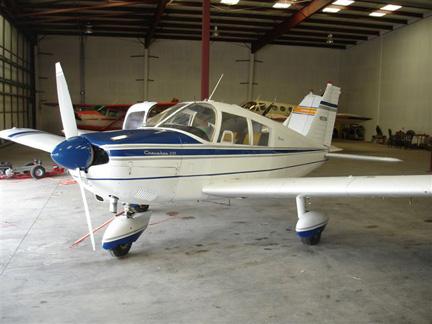 Cherokee airplane appraisal