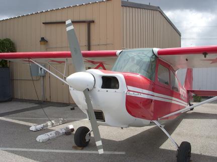 Bellanca airplane appraisal