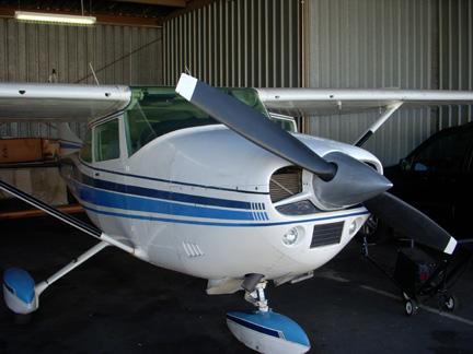 Cessna 182 airplane appraiser