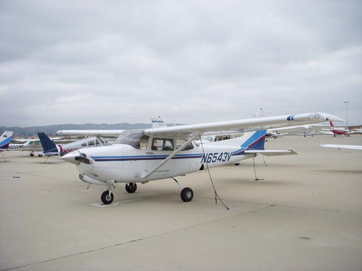 Cessna 172 RG airplane appraiser