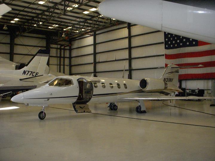 Lear 31 jet appraiser