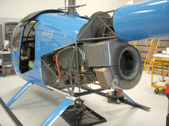 Robinson R44 Raven II appraisers