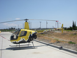 Robinson R22 helicopter appraisal