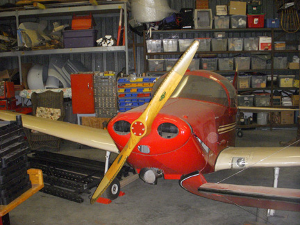 Culver Cadet airplane appraisal