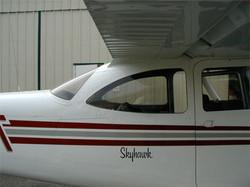 Cessna Skyhawk airplane appraiser