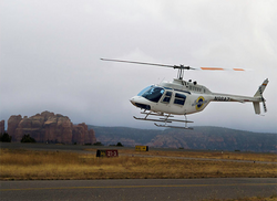 helicopter appraisal Bell 206B