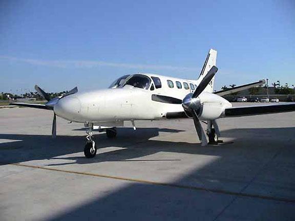 Cessna Conquest airplane appraisal