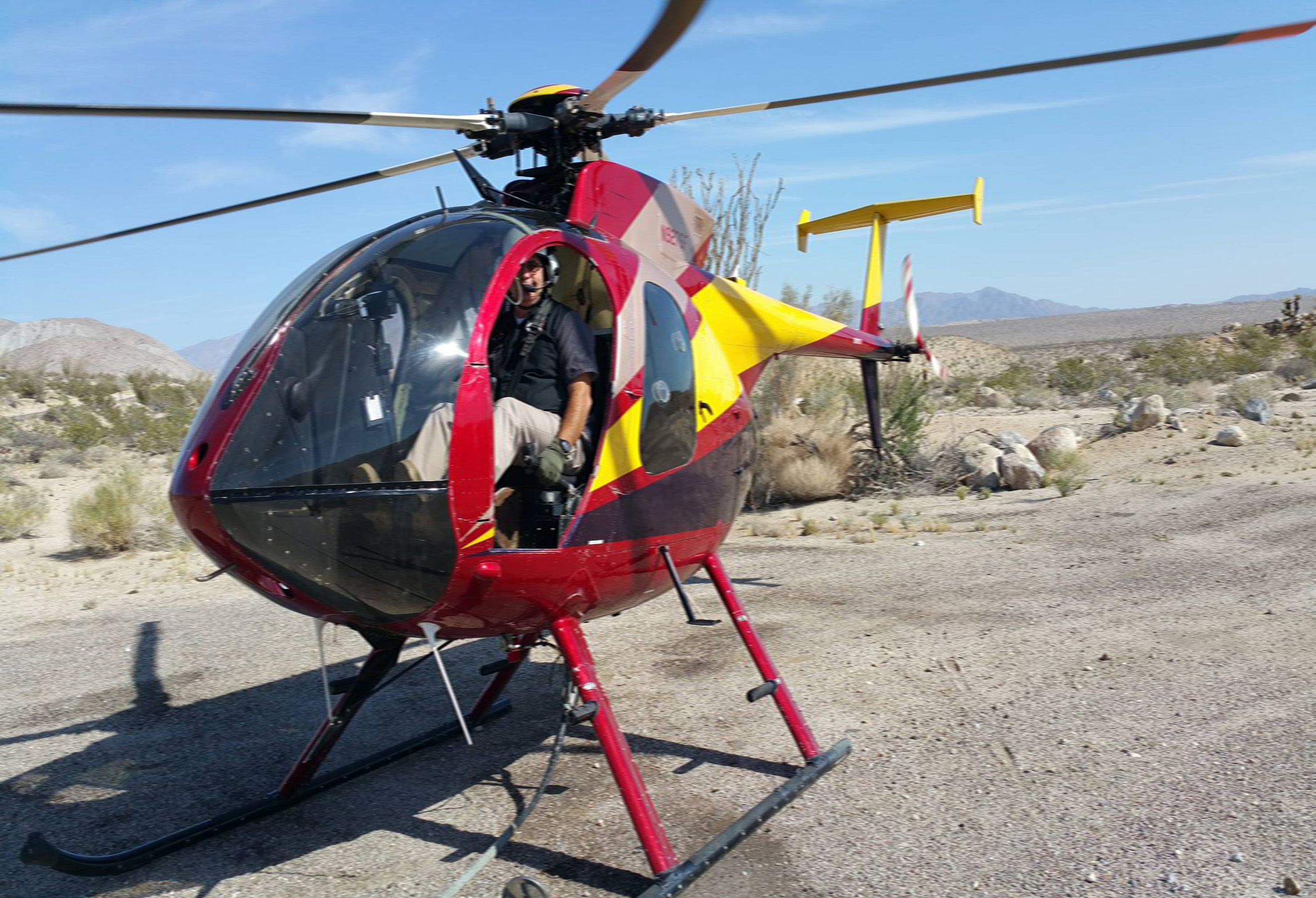 MD 500 helicopter appraiser naaa