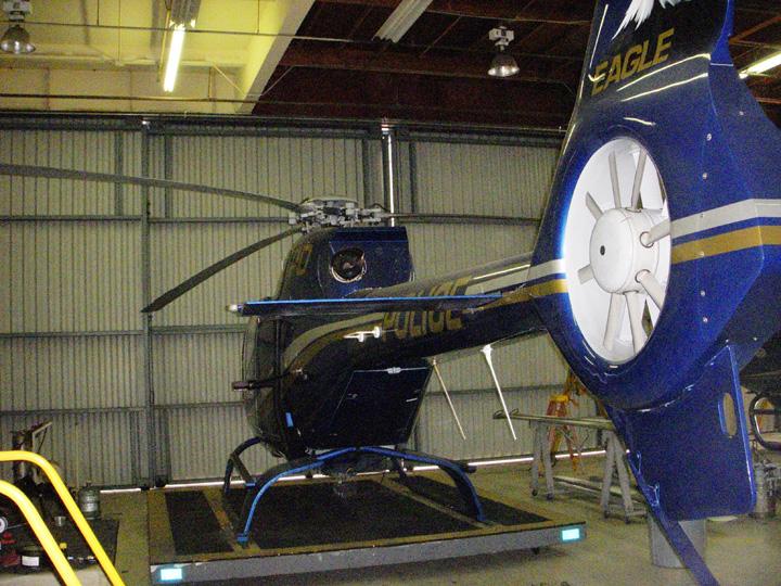 EC120B airbus appraisal