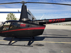 Robinson R66 helicopter NAAA