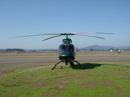 Bell 407 helicopter appraiser NAAA