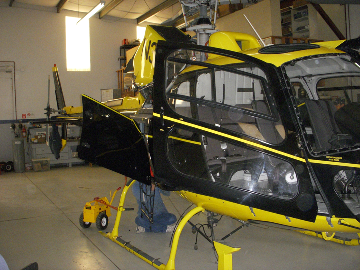 AS350B3 helicopter appraisal