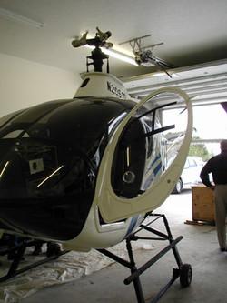 Schweizer helicopter appraisal