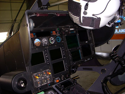 helicopter equipment appraisal