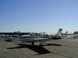 Bonanza airplane appraisal NAAA