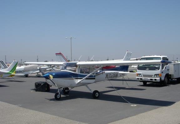 Cessna 152 airplane appraisal